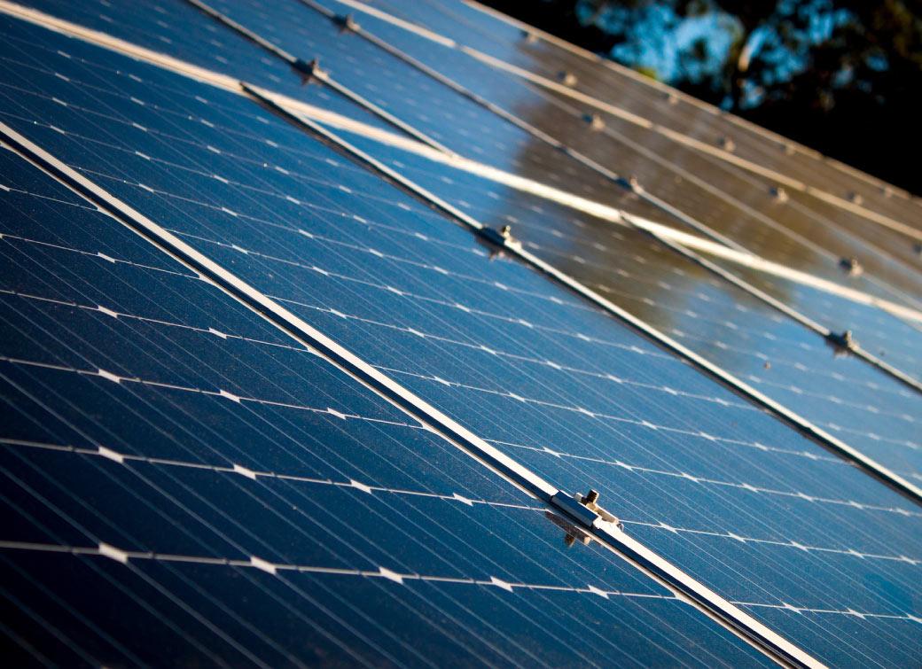 Función Celda Solar